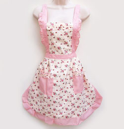 English Vintage Style Aprons